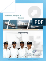 Merchant Navy as a Career