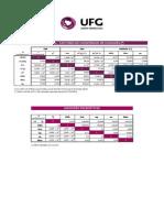Tabla Factores de Conversion - Energia2