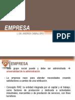 1. Empresa