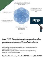 M2 -Estudios de Sustentabilidad- 31082013 LECTURAS RECOMENDADAS
