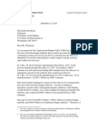 CBO Explains Budget Authority and Continuing Resolution for Fiscal Year 2014 to Rep. Paul Ryan