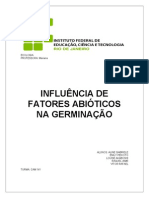 Ecologia - Feijãozinho