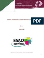 Unidad 1. Fundamentos y Practicas Del Proceso Comunicativo[1]