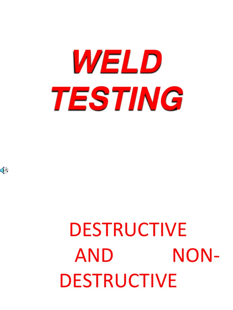 Weld Testing | Hardness | Welding