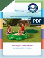 Din-AR Mobiliario Infantil Exterior (IM)2013