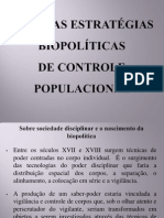 _Aula 2 - SOBRE AS ESTRATÉGIAS BIOPOLÍTICAS DE CONTROLE POPULACIONAL
