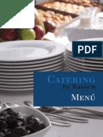 Menu Catering