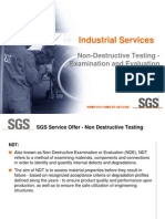 Sgs Ndt-nde Services