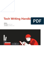 Dozuki Tech Writing Handbook