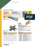 130 Degree Cutting Angle KYOCERA 226-0469.400 Series 226 Micro Drill Bit Carbide 38 mm Length 3 mm Shank Diameter Uncoated 10.20 mm Cutting Length 1.19 mm Cutting Diameter 2 Flutes