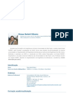 Currículo do Sistema de ...(Dimas Betioli Ribeiro)