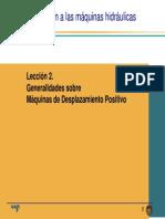 Tema2.Maquinas de Desplazamiento Positivo
