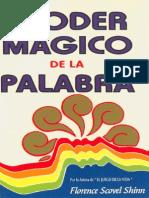 50372237 Scovel Shim Florence El Poder Magico de La Palabra