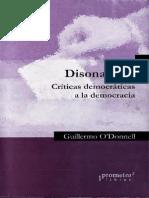 O'Donell - Disonancias Cap 1