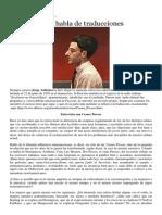 Cesare Pavese - Traducciones (Espanhol)