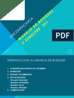 UNIcomfacauca Introduccion Al Manejo de Bosques