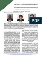 EVALUATION OF TRANSFORMATIVE HERMENEUTIC HEURISTICS FOR PROCESSING RANDOM DATA
