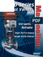 Masoneilan 21000 Series Control Valves