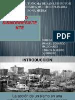 DISEÑO SISMORRESISTENTE