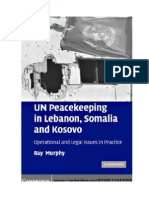Paz de la ONU en el Líbano