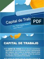 Presentacion Capital d Trabajo