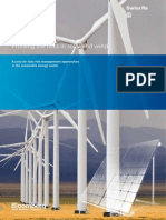 Profiling the Risks in Solar and Wind