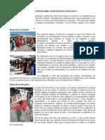 Danzas Folkloricas de Quetzaltenango