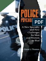 Psychology of police