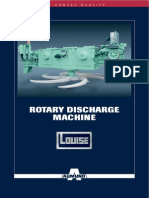 Rotary Discharge Machine