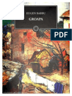 Eugen Barbu - Groapa (v.2.0)