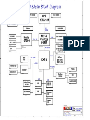 ASUS_A6J pdf | Computer Hardware | Physical Layer Protocols