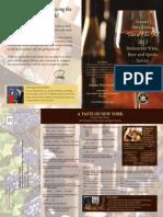 Senator Patty Ritchie Restaurant Survey