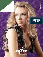 M'Lev Summer 2011 Lingerie Catalog