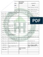 Fall Athletic Schedule 2013-14Sheet1