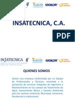 PRESENTACIÓN INSATECNICA C.A