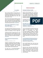 Commercial RE Newsletter - September 12, 2013