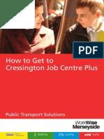 Jobcentre Cressington