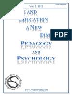 Seanewdim 2013 Vol 3 Ped Psych