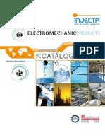 02 WATER TREATMENT Electromechanic 2013