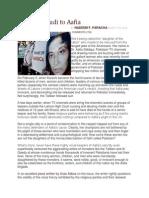 From Maududi to Aafia