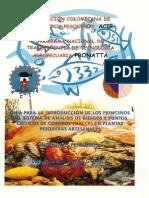 Guía de introduccion principios sistema haccp en plantas pesqueras artesanales