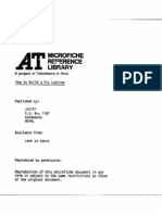 How to Build a Pit Latrine