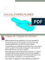 Calcul Aires Planes