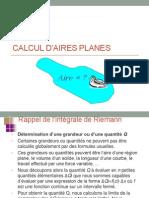 Calcul Aires Planes