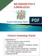 2 Emprendimiento y Liderazgo COFIDE - Febrero 2011