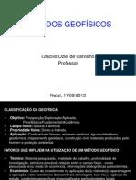 Métodos geofísicos - Aula
