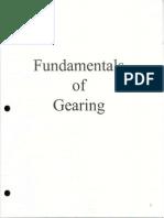 Fundamentals of Gearing