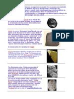 (WAM) Bible Inscriptions, Seals and Bullat