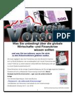 Was Sie unbedingt über die Finanzkrise wissen soll Heft 1h