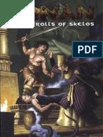 MGP7702 - Conan d20 - The Scrolls of Skelos